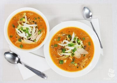 Happy Carb Thai Suppe