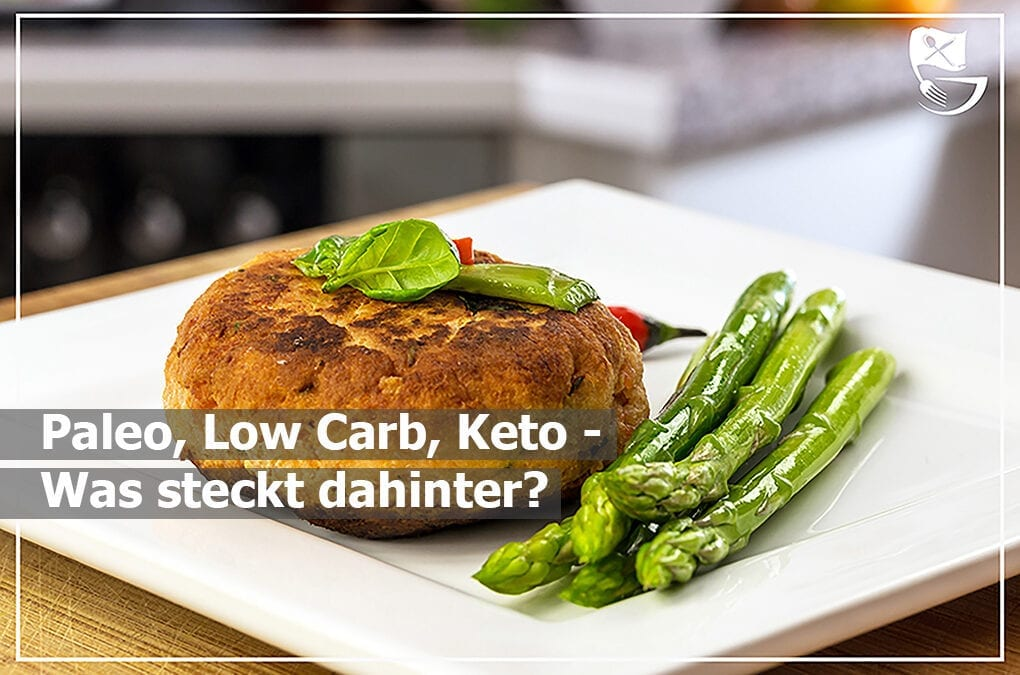 Was ist der Unterschied zwischen Paleo, Low Carb und Keto?