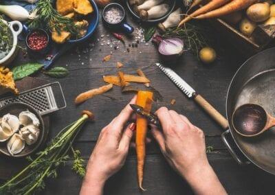 In 10 Schritten zum Foodpunk