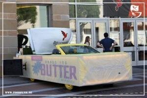 Bulletproof Butter Mobil