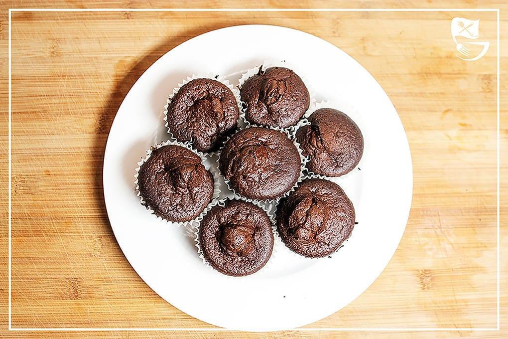 Bulletproof Schoko-Muffins by Foodpunk
