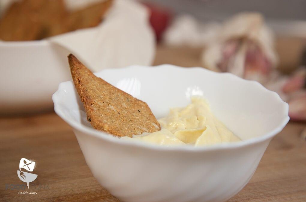Paleo Mayonnaise mit Keto-Booster