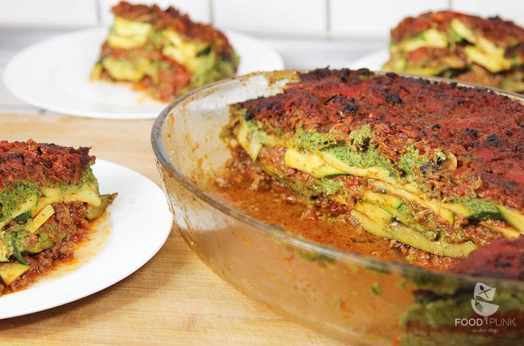 Foodpunk Lasagne