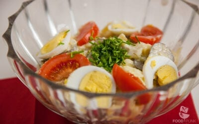 Low Carb Kartoffelsalat Rezept
