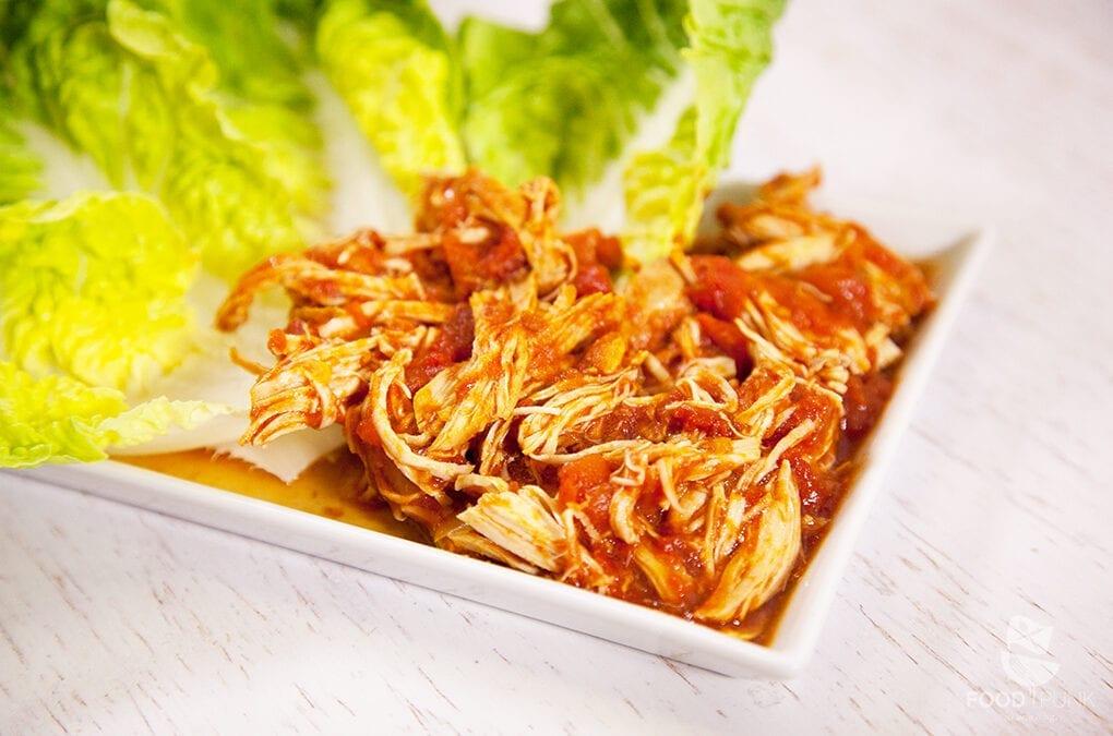 Paleo Shredded Chicken by Foodpunk