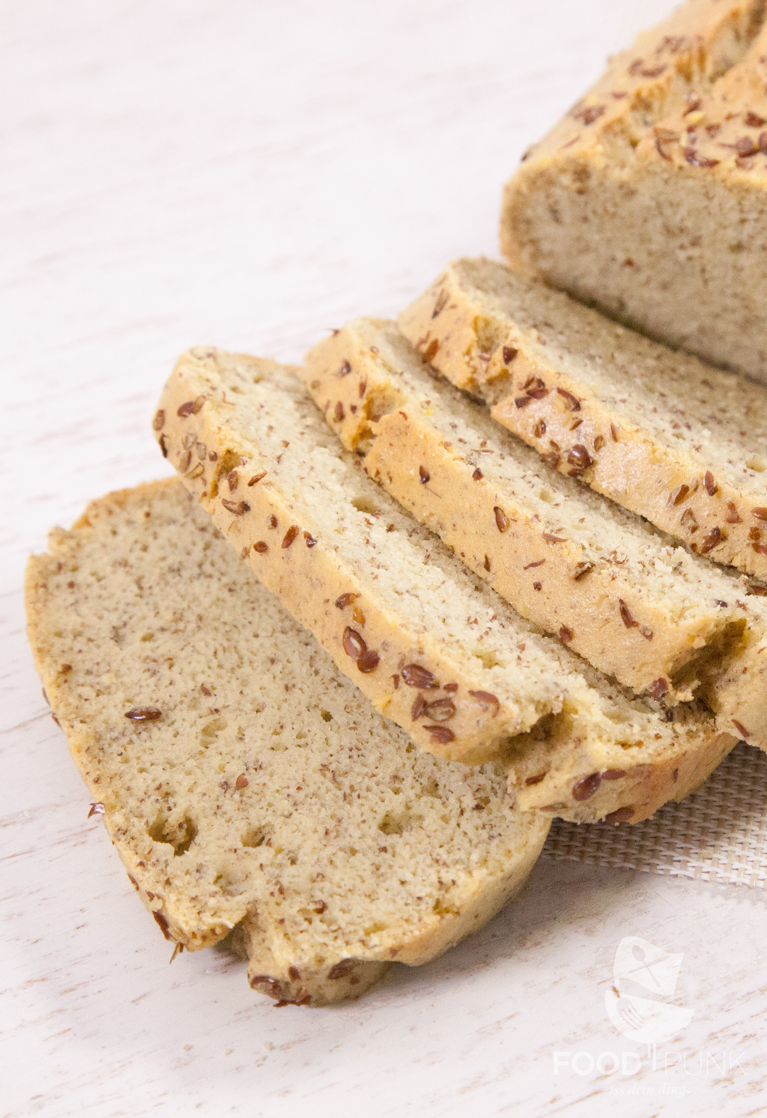Foodpunk Low Carb Sandwich Brot - FOODPUNK