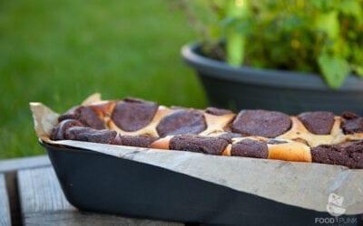 Low Carb Zupfkuchen – schokoladig saftig