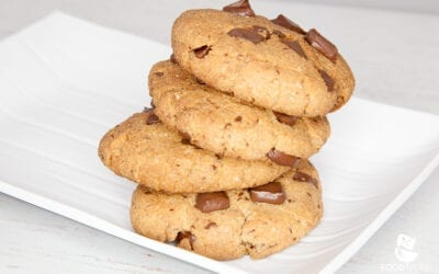 Foodpunk Chocolate Chip Cookies Low Carb