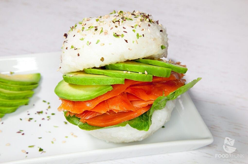 Foodpunk Sushi Burger - Paleo Bulletproof