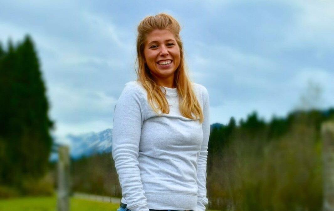 Carina – eine neue Mitarbeiterin im Team Foodpunk