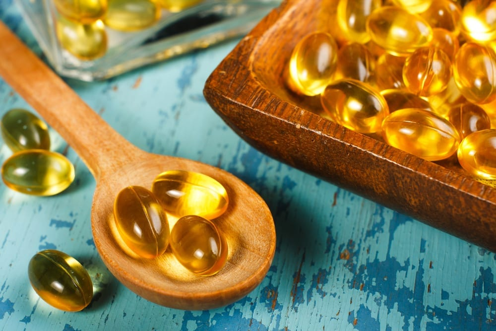 Omega-3-Supplementierung
