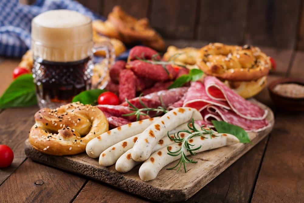 Essen und Trinken auf dem Oktoberfest – Gesund durch die Wiesn!