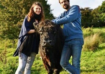Interview mit May-Britt Wilkens von Besserfleisch