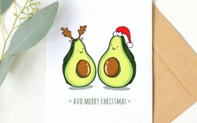 Avocado Geschenke   Weihnachten