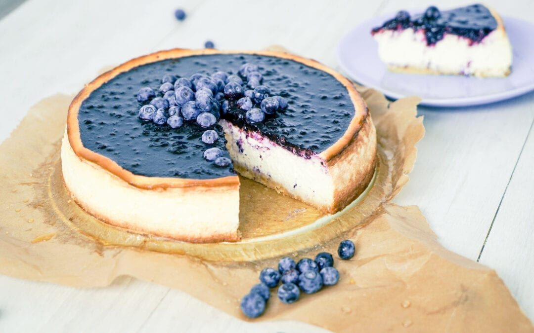 New York Cheesecake Low Carb