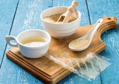 Gelatine vs. Collagen – was ist der Unterschied?