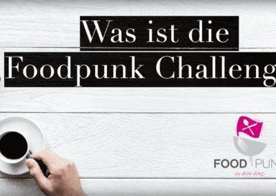 Was ist die Foodpunk Challenge? #askmarina