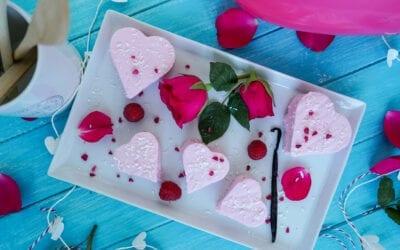 Keto Marshmallows zum Valentinstag