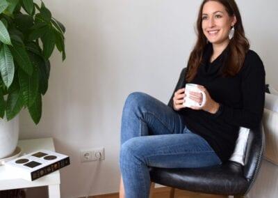 Interview mit Julia von den Lachfoodies