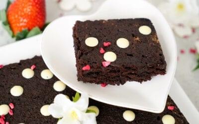 Leckere Low Carb Brownies mit Mandelmehl
