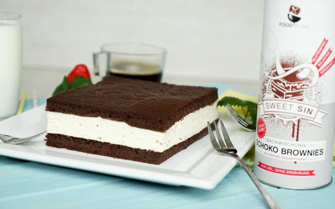 ketogene Foodpunk Schnitte mit Sweet Sin