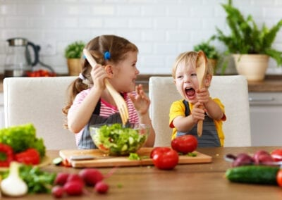 Kinderernährung: Wie wird mein Kind Gemüse-Gourmet statt Fritten-Vernichter?
