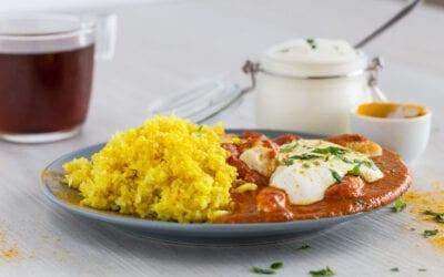 Low Carb Chicken Tikka Masala