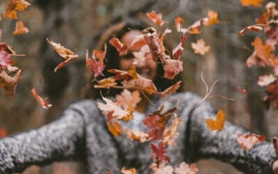 Happy in den Herbst