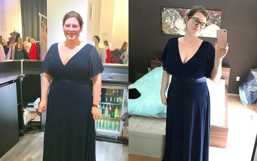 Kornelias Reise zu 17 kg und 3 Kleidergrößen weniger