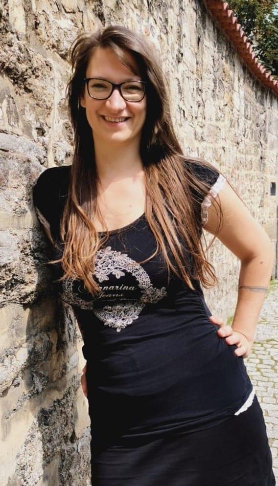 """Für Katja ist Foodpunk seit 3 Jahren ein Lebensbegleiter. Nach 2 Schwangerschaften hat sie insgesamt 20 kg mit dem Foodpunk Ernährungsprogramm abgenommen, """"irgendwie nebenbei""""."""