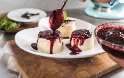 Bayrische Creme à la Foodpunk ( Low carb )