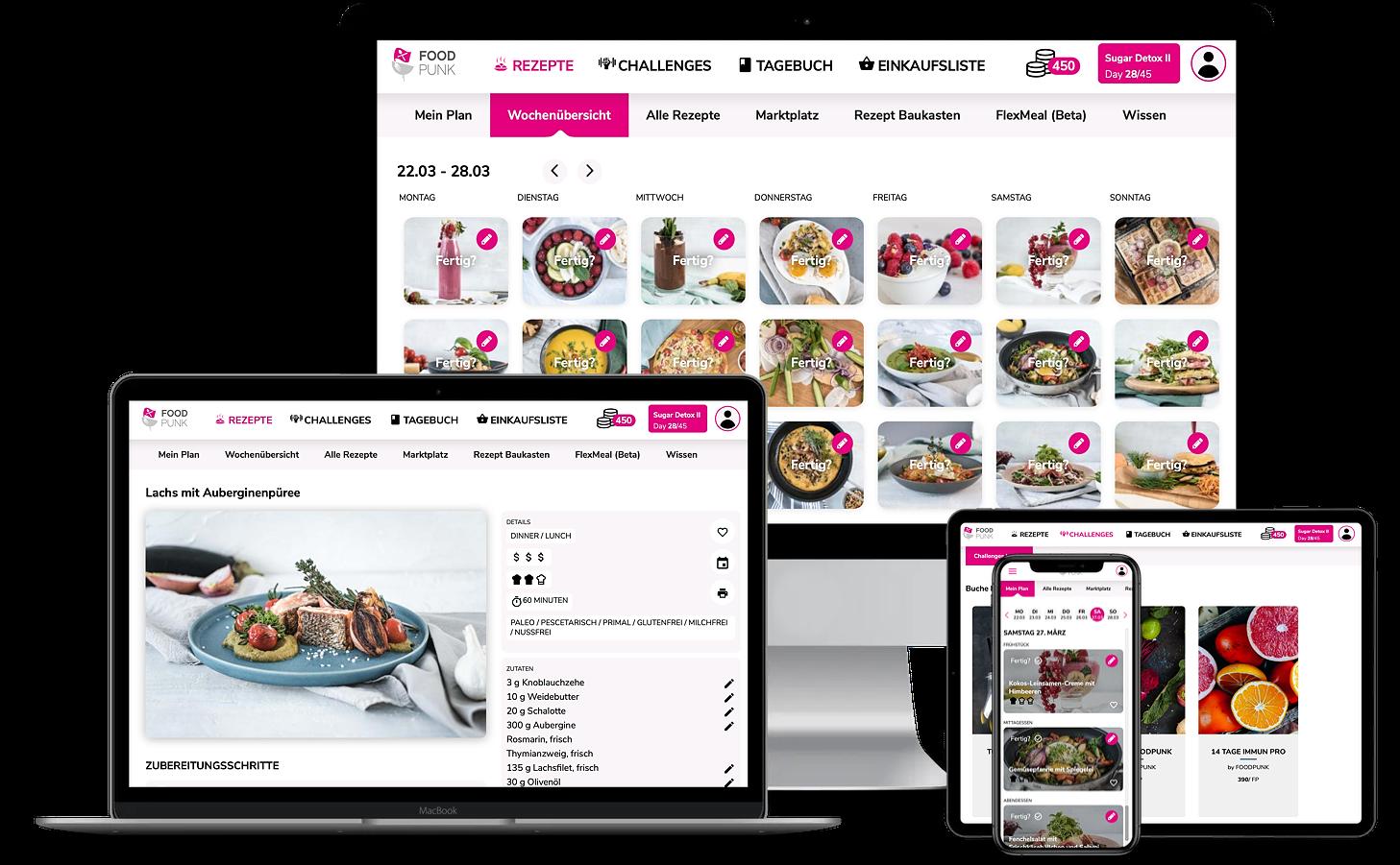 Foodpunk App