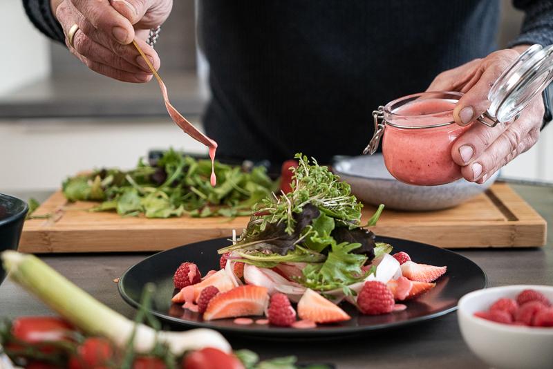 Oster-Menü Salat