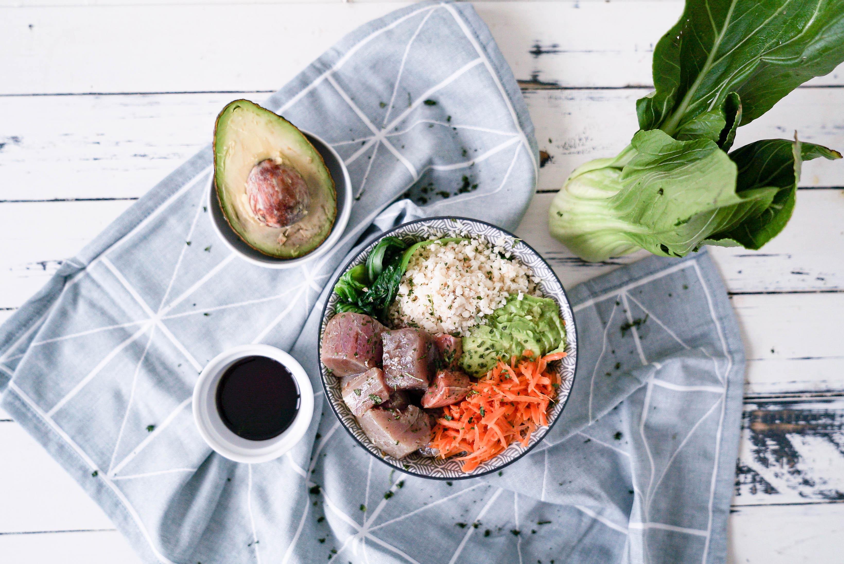Low Carb, Keto oder Low FODMAP – die Foodpunk Bowl macht alles möglich!