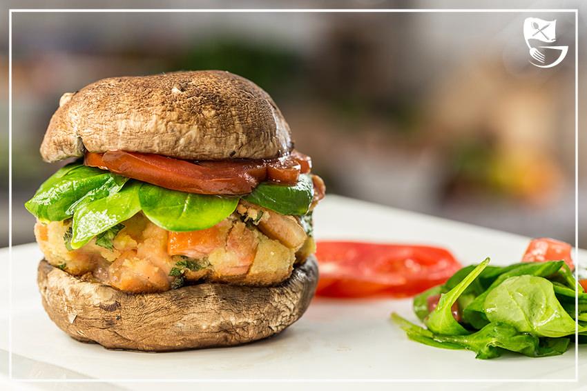 Bulletproof Lachs-Burger by Foodpunk