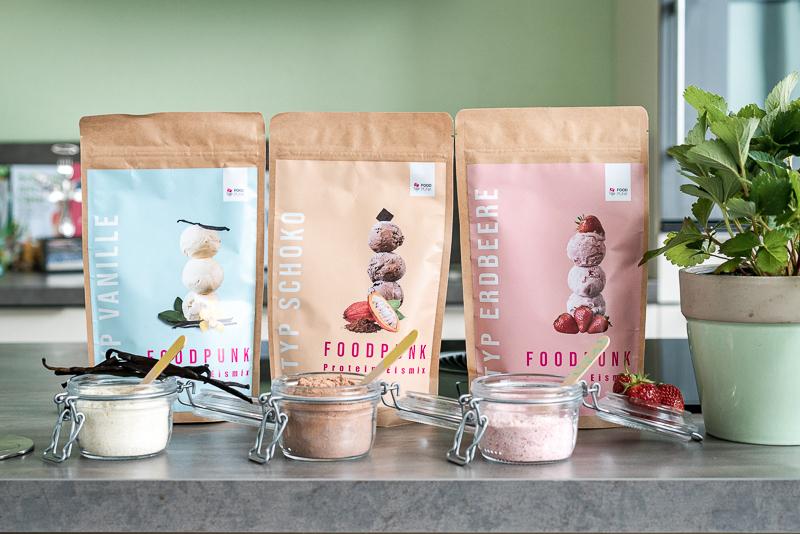 NEU: Der Foodpunk Protein Eismix