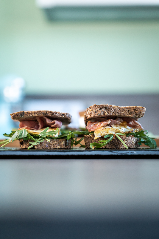 Low Carb Sandwiches